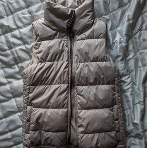 OLD NAVY pale pink vest